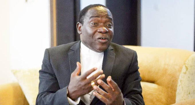 Kukah: Nigeria has not recovered from wounds of the civil war