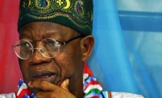 Lai Mohammed and the death of propaganda