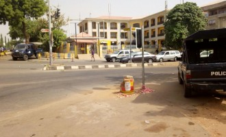 Protesters attack MTN office in Abuja