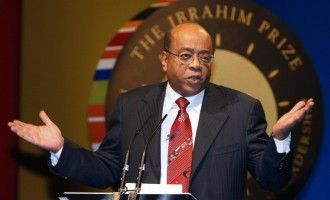 For the second year running, no African leader 'deserves' Mo Ibrahim award