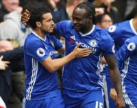 Moses' assist helps Chelsea secure draw at Burnley