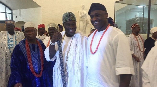 Ooni to host Nigerians in UK to dinner