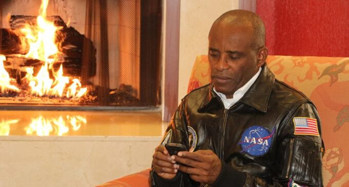 CLOSE-UP: Osato, Nigerian who sends drones to space, works for US army and owns a university