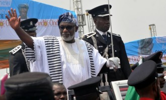 PROFILE: Meet Akeredolu, the reverend's son who defied all odds to become governor