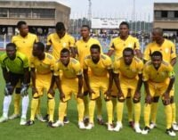 Plateau United crash out of CAF Champions League