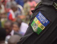 Officer shot dead inside Ekiti police station