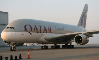 Hundreds escape unhurt as tyre of Doha-bound plane burst at Lagos airport