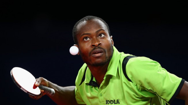 Aruna Quadri crashes out of German Open