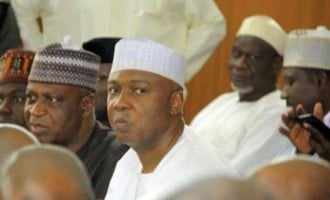 Saraki: I'm sure nothing will come out of the appeal against CCT verdict