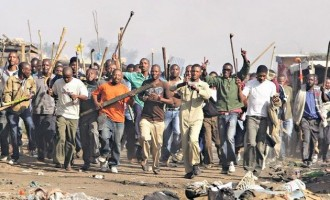 20,336 people murdered in S'Africa in one year