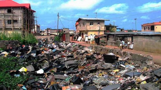 FG probes dumping of toxic waste in Delta community