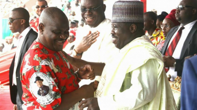 I can't be under Sheriff, says Wike