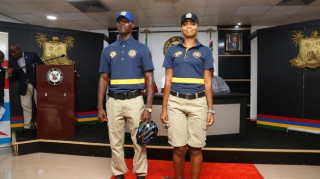 Ambode inaugurates neighbourhood law enforcement corps