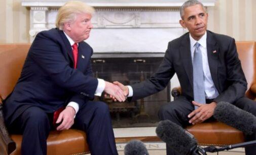 Wiretap claim: Trump wants Obama probed by US congress