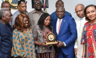 Ambode: We'll make sure National Theatre is ready for AMAA 2017
