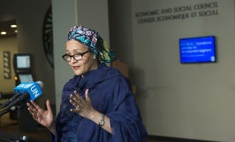 Famine can be averted in Nigeria, says Amina Mohammed