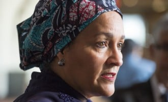 Amina Mohammed: Eradication of poverty is very urgent