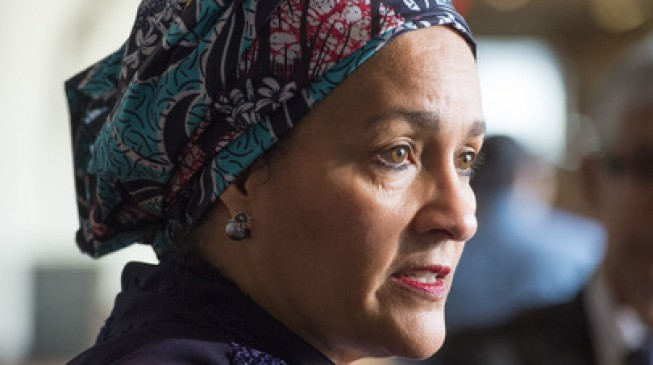 It will take 170 years to achieve gender equality, says Amina Mohammed