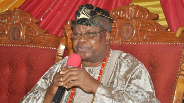 Don't politicise selection of my successor, awujale warns Ijebu kingmakers