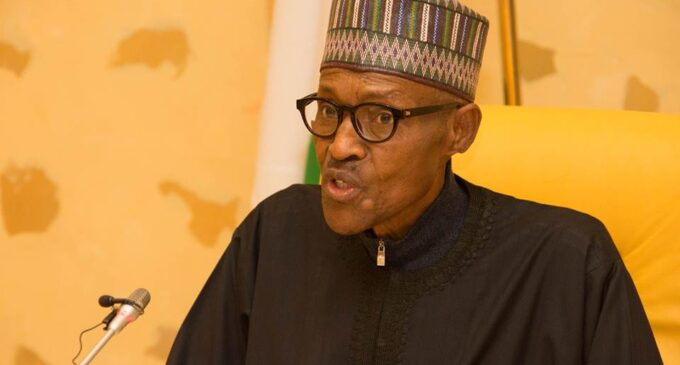 Buhari absent at Aso Rock mosque