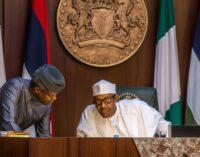 Buhari, Osinbajo must be blind men to serve and save Nigeria