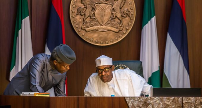 Laolu Akande: To say Buhari is teleguiding Osinbajo is mischievous