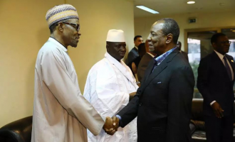 AU chairman calls Buhari, says African leaders are praying for him