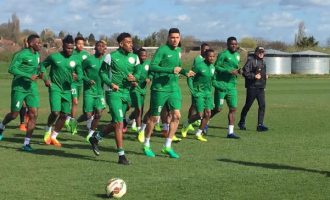 Eagles goalkeepers Akpeyi, Ezenwa arrive England for friendly match