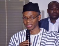 El-Rufai speaks on how to end godfatherism in Lagos