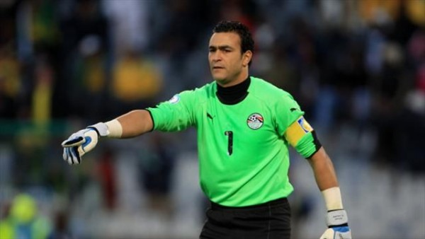 El Hadary wants to play at the 2018 World Cup in Russia
