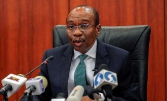 Emefiele: It is either build reserves or save the naira — we're choosing the naira