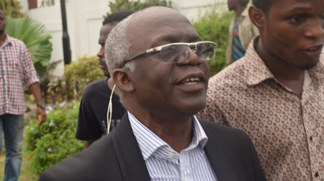 Falana asks: Why is senate leadership always associated with forgery, fraud?