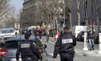 Letter bomb explodes at IMF Paris office