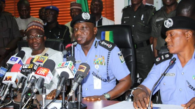 Idris asks senate to stay off appointment of IGPs