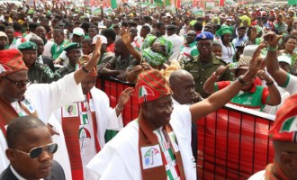 PDP will bounce back, says Jonathan