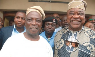 Ladoja 'bought 22 cars' for lawmakers to evade impeachment