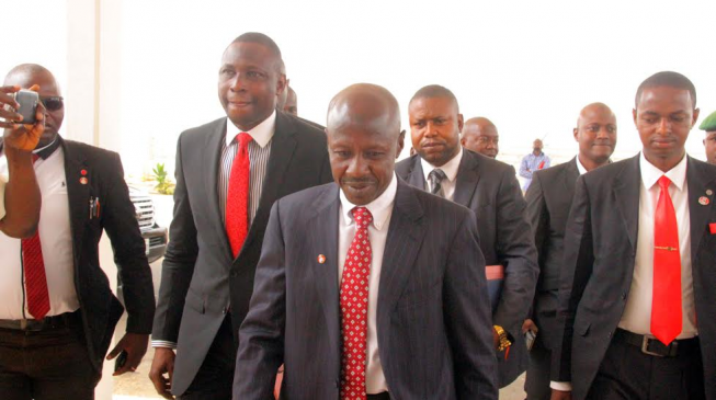 Senate rejects Magu for the second time in 3 months