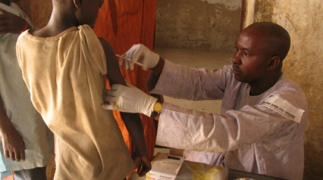 13 killed as meningitis hits Liberia