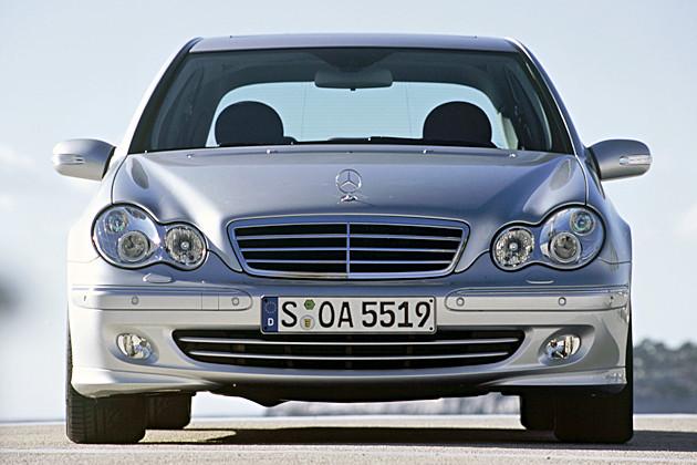 Mercedes C200 CDI W203 Elegance