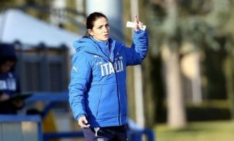 'Mister Panico' is first woman to manage a male football team in Italy