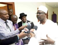 QUESTION: From Jibrin to Ndume, is national assembly out to cage outspoken members?