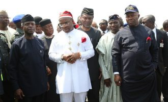 PDP scores zero in Akpabio's unit — and APC gets same result in Udom's