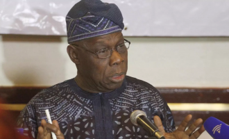 Who gave Obasanjo the right to…?