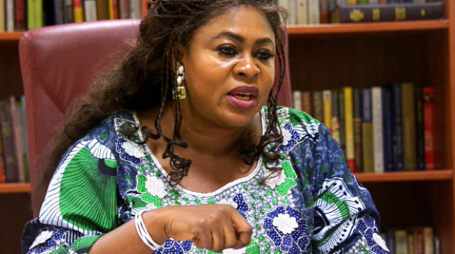 We must vote to avoid state of emergency, Oduah tells Anambra voters