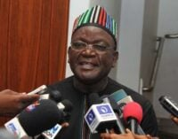 Supreme court upholds elections of Ortom, Fintiri