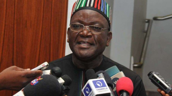 Sesugh Akume sues Ortom over delay in LG poll