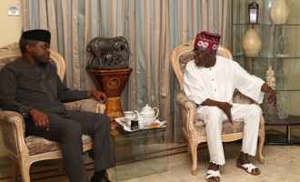 Tinubu: Osinbajo is a loyal team player who doesn't seek personal accolades