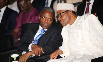 Christians outnumber Muslims in Buhari's cabinet, says Osinbajo