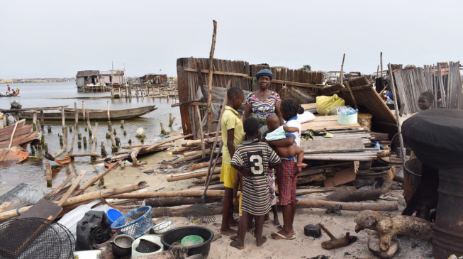 Amnesty International tells Lagos govt to stop 'forced evictions'