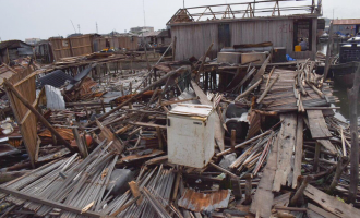Amnesty: Lagos celebrating 50th anniversary after rendering thousands homeless